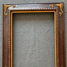 Varios objetos de Arte: MARCO SIGLO XIX. Lote 171674172