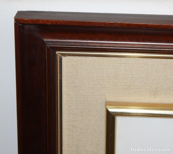 Varios objetos de Arte: ESMALTE FIRMADO POR J.R COSTA (MARIDO DE LA ARTISTA MONTSERRAT MAINAR) FLORERO - Foto 7 - 172609213