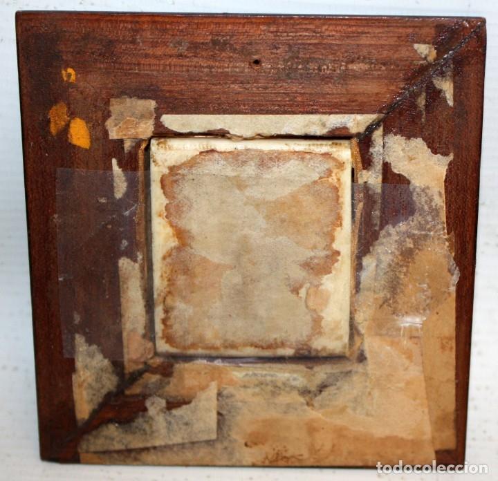 Varios objetos de Arte: BONITA MINIATURA DEL SIGLO XIX. DAMA DE PERFIL - Foto 5 - 172758935