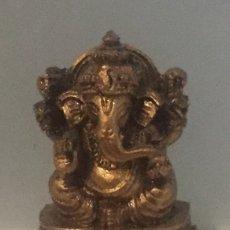 Varios objetos de Arte: IMAN BUDA INDIO GANESHA. Lote 172916494
