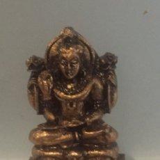 Varios objetos de Arte: IMAN BUDA LAKSHMI INDIO. Lote 172916582
