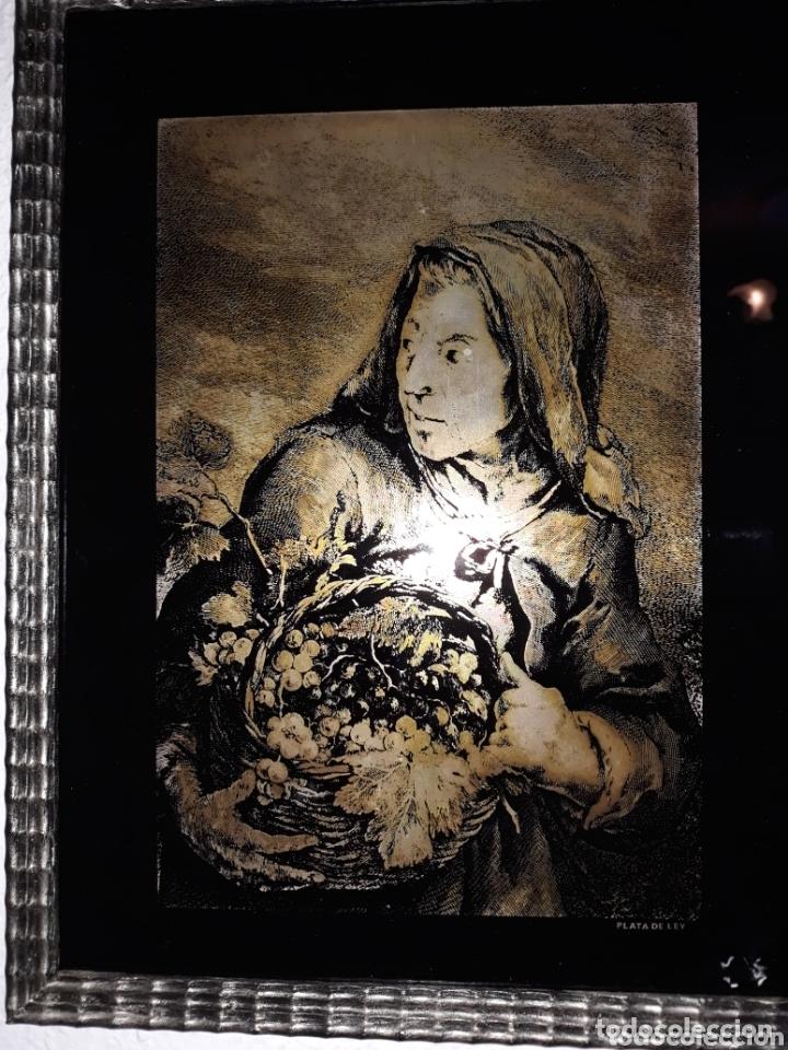 Varios objetos de Arte: Bonito plata de ley el dibujo - Foto 2 - 173823364