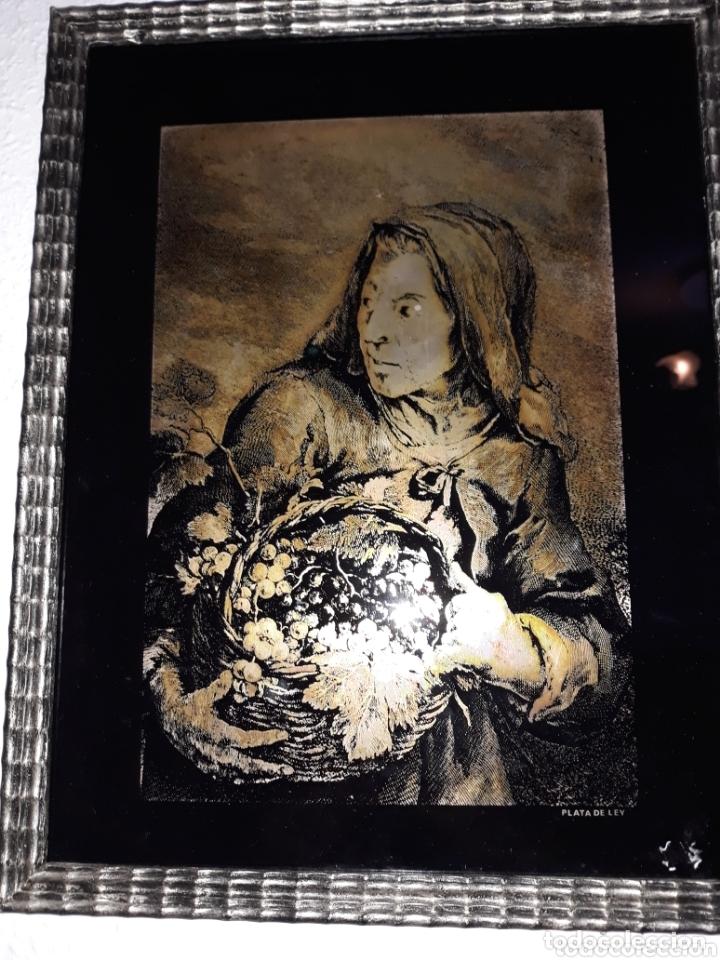 BONITO PLATA DE LEY EL DIBUJO (Arte - Varios Objetos de Arte)