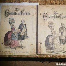 Varios objetos de Arte: MUY ANTIGUAS TAPAS CON LA FIRMA KNILLINC. Lote 173959560