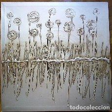 Varios objetos de Arte: CUADRO TONO GRIS PLATA. Lote 173964619