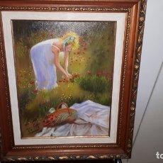 Varios objetos de Arte: CUADRO. Lote 174227772