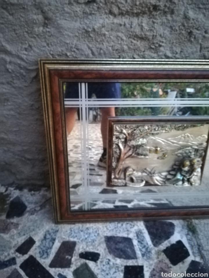 Varios objetos de Arte: Cuadro plata 925 - Foto 3 - 174375907