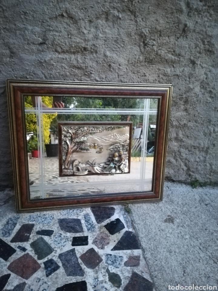 CUADRO PLATA 925 (Arte - Varios Objetos de Arte)