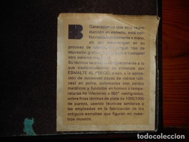 Varios objetos de Arte: Esmalte al fuego / Noces d'argent / Plata de ley - Foto 2 - 174463477