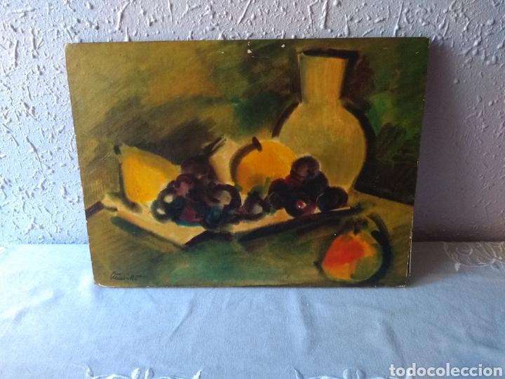 Varios objetos de Arte: CUADRO ( BODEGÓN FIRMADO ) . MÁS CUADROS EN MÍ PERFIL. - Foto 2 - 175130234
