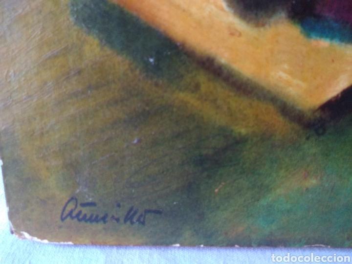 Varios objetos de Arte: CUADRO ( BODEGÓN FIRMADO ) . MÁS CUADROS EN MÍ PERFIL. - Foto 3 - 175130234