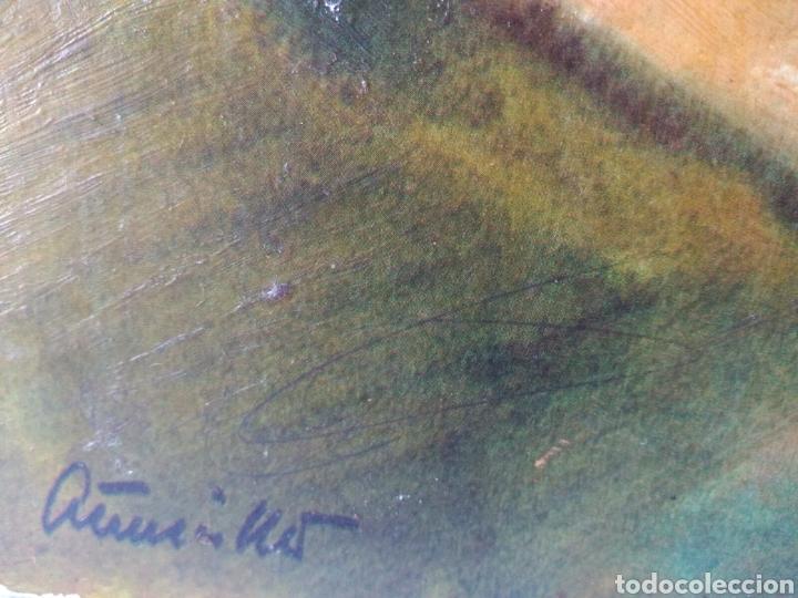 Varios objetos de Arte: CUADRO ( BODEGÓN FIRMADO ) . MÁS CUADROS EN MÍ PERFIL. - Foto 4 - 175130234
