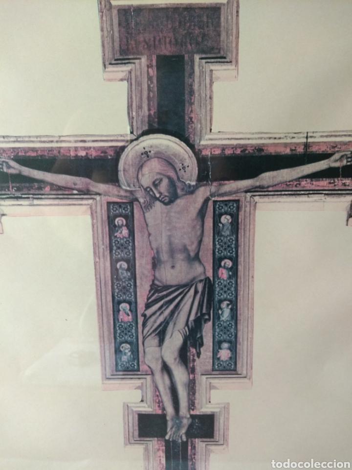 Varios objetos de Arte: CUADRO DE GESU' CROCEFISSO ( GIOTTO ) MÁS CUADROS EN MÍ PERFIL. - Foto 7 - 175135818