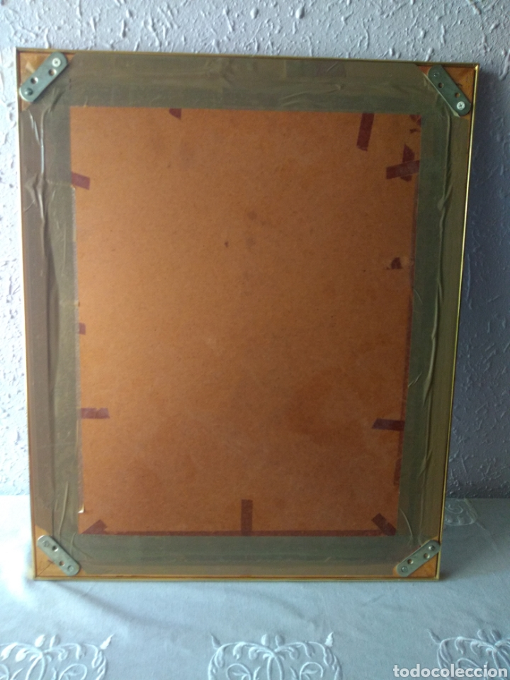 Varios objetos de Arte: CUADRO DE GESU' CROCEFISSO ( GIOTTO ) MÁS CUADROS EN MÍ PERFIL. - Foto 10 - 175135818