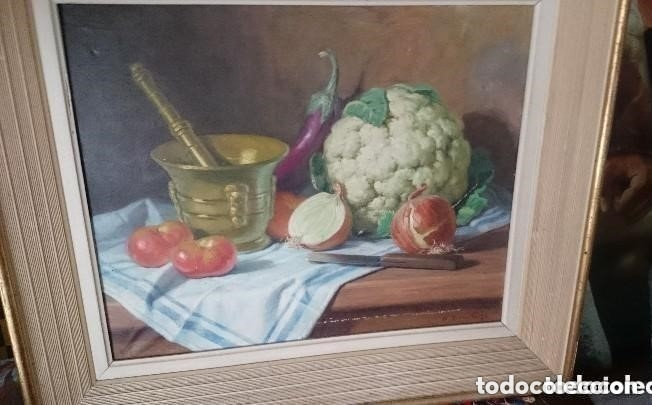 CUADRO, F.DOMINGO (Arte - Varios Objetos de Arte)