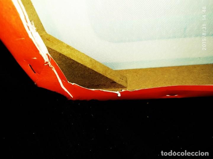 Varios objetos de Arte: DIBUJO ACUARELA SOBRE CARTON PAPEL ESCENA CRIMEN POLICÍAS DESCONOZCO HECHO CARTEL COCA-COLA RARO SIN - Foto 35 - 175283454