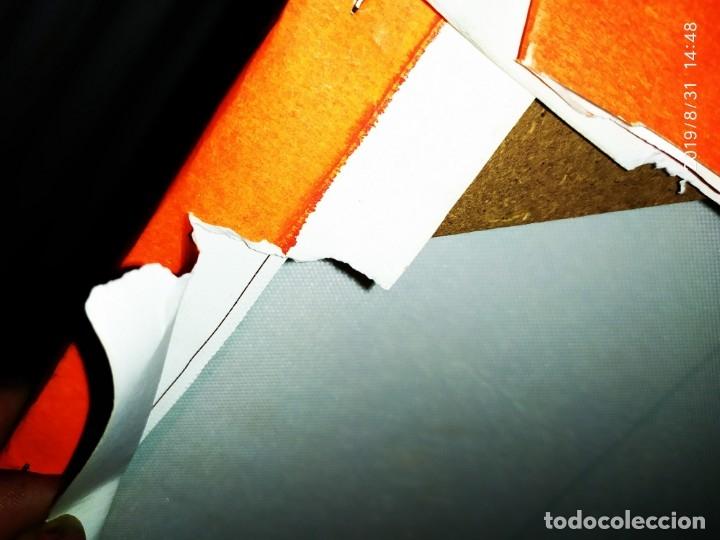 Varios objetos de Arte: DIBUJO ACUARELA SOBRE CARTON PAPEL ESCENA CRIMEN POLICÍAS DESCONOZCO HECHO CARTEL COCA-COLA RARO SIN - Foto 42 - 175283454
