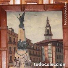 Varios objetos de Arte: PLAZA VIRGEN BLANCA DE VITORIA. Lote 175480880