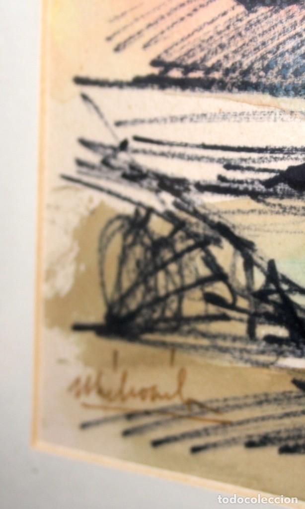 Varios objetos de Arte: JOAQUIN MICHAVILA. PINTOR. VALENCIA. ORIGINAL - Foto 2 - 175612969