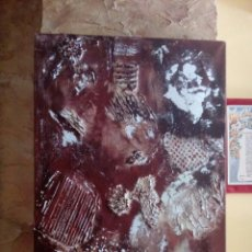 Varios objetos de Arte: CUADRO ABSTRACTO S.DÜKK08. Lote 176123623