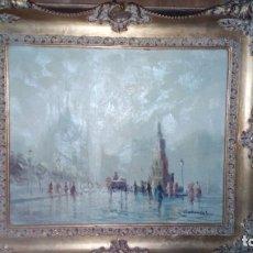 Varios objetos de Arte: CUADRO. Lote 176338358