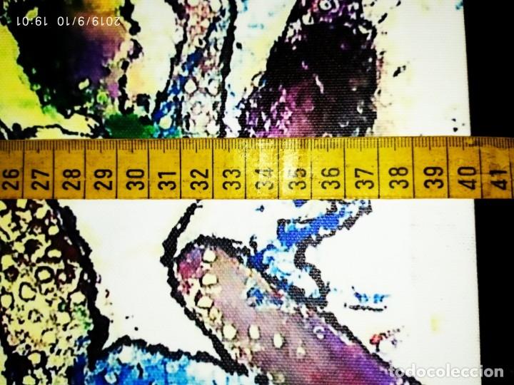 Varios objetos de Arte: RECONOCIDO PINTOR VALENCIANO VICENTE ENGUIDANOS GARRIDO PINTURAS MUSICALES. ÚNICO EN EL MUNDO - Foto 16 - 176374900