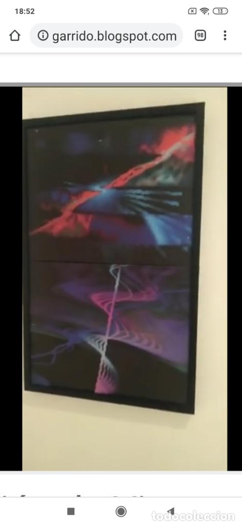 Varios objetos de Arte: RECONOCIDO PINTOR VALENCIANO VICENTE ENGUIDANOS GARRIDO PINTURAS MUSICALES. ÚNICO EN EL MUNDO - Foto 27 - 176374900
