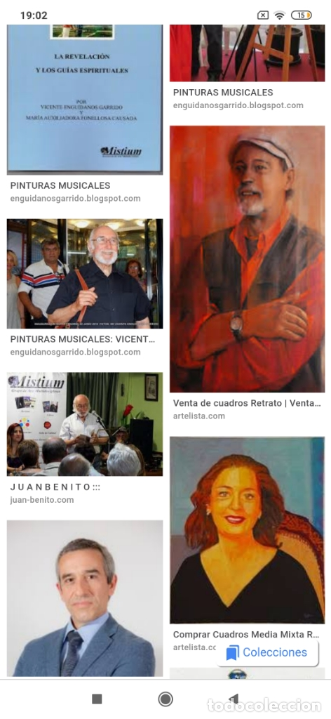 Varios objetos de Arte: RECONOCIDO PINTOR VALENCIANO VICENTE ENGUIDANOS GARRIDO PINTURAS MUSICALES. ÚNICO EN EL MUNDO - Foto 28 - 176374900