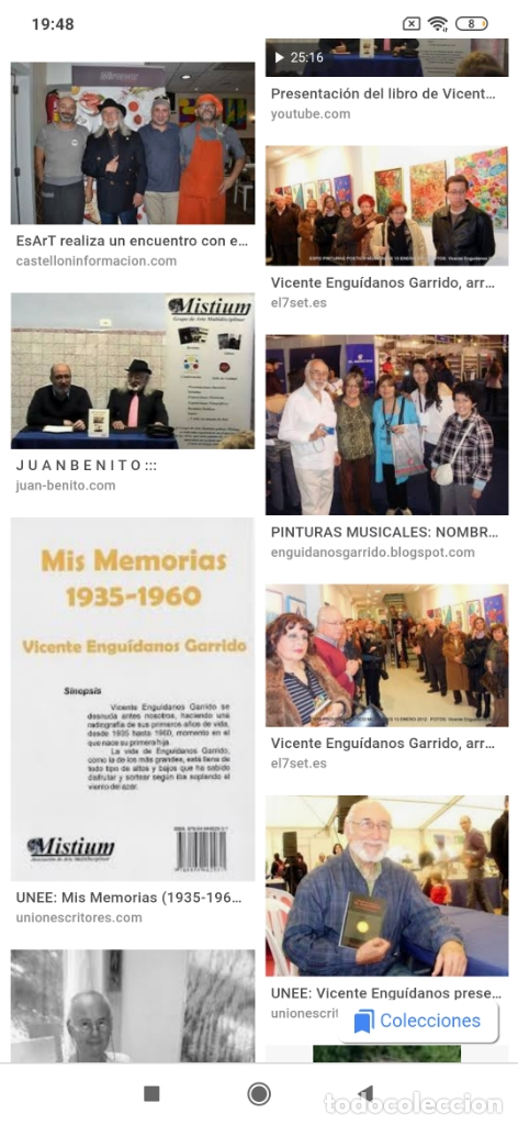 Varios objetos de Arte: RECONOCIDO PINTOR VALENCIANO VICENTE ENGUIDANOS GARRIDO PINTURAS MUSICALES. ÚNICO EN EL MUNDO - Foto 54 - 176374900