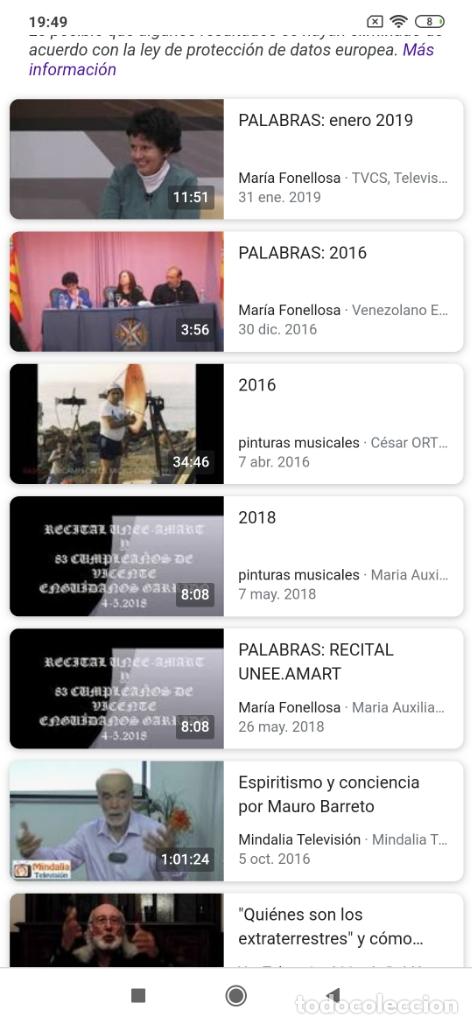 Varios objetos de Arte: RECONOCIDO PINTOR VALENCIANO VICENTE ENGUIDANOS GARRIDO PINTURAS MUSICALES. ÚNICO EN EL MUNDO - Foto 55 - 176374900