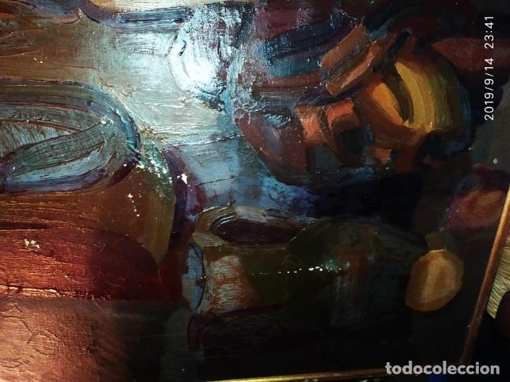 Varios objetos de Arte: OLEO ROSA PILAR ASES MARTÍNEZ RECONOCIDA PINTORA PINTOR ALICANTINA ALCOY UNICA OBRA VENTA RARA UNICO - Foto 13 - 176457447