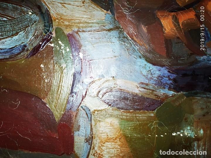 Varios objetos de Arte: OLEO ROSA PILAR ASES MARTÍNEZ RECONOCIDA PINTORA PINTOR ALICANTINA ALCOY UNICA OBRA VENTA RARA UNICO - Foto 40 - 176457447