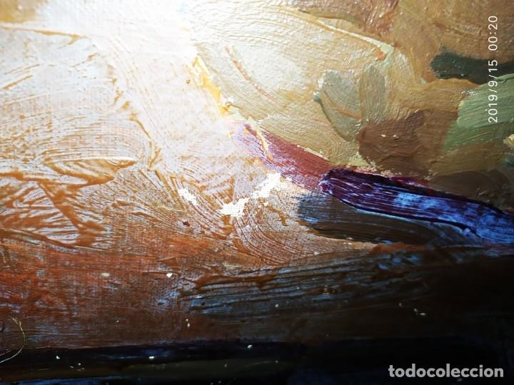 Varios objetos de Arte: OLEO ROSA PILAR ASES MARTÍNEZ RECONOCIDA PINTORA PINTOR ALICANTINA ALCOY UNICA OBRA VENTA RARA UNICO - Foto 43 - 176457447