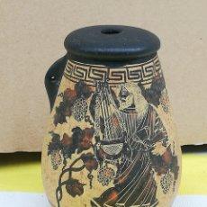 Varios objetos de Arte: ANTIGUA PIEZA DE ATENAS EN TERRACOTA. Lote 176492359