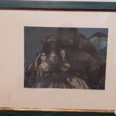 Varios objetos de Arte: F. BELTRAN MASSES. FOTOGRABADO ORIGINAL. 1921.. Lote 177879243