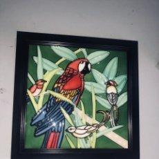 Varios objetos de Arte: ESMALTE SOBRE CERÁMICA. Lote 177879922