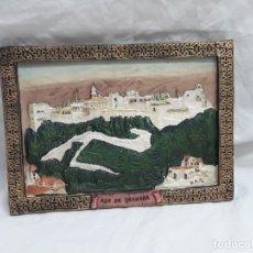 Varios objetos de Arte: BELLA PLACA DE RELIEVE GRANADA . Lote 178215671