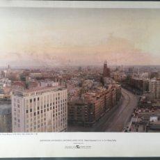 Varios objetos de Arte: ANTONIO LÓPEZ, MADRID DESDE TORRES BLANCAS - EXPOSICIÓN ANTOLÓGICA MUSEO NACIONAL 1993. Lote 178585275