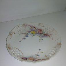 Varios objetos de Arte: PLATO DE CERÁMICA. Lote 178735435