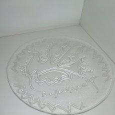 Varios objetos de Arte: PLATO RAFAEL ALBERTI. Lote 178736807