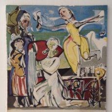 Varios objetos de Arte: BOLETÍN DE LOS ALUMNOS DE LA ESCUELA NACIONAL DE ARTES GRÁFICAS. Lote 178908588