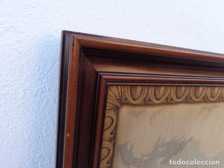 Varios objetos de Arte: MUY ANTIGUO PRINCIPIOS 1900 ENORME E IMPECABLE TAPIZ COMPLETO E IMPORTANTE - Foto 9 - 179063792