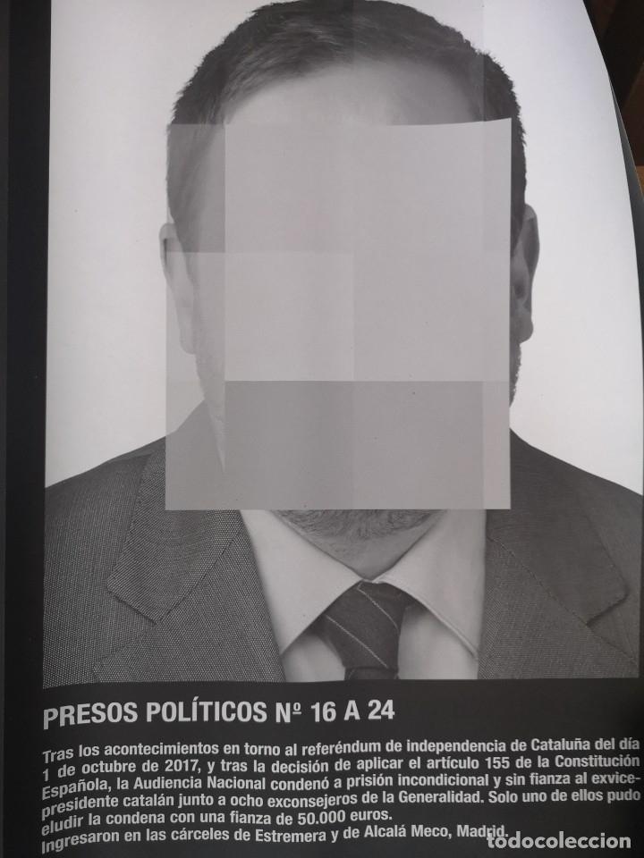 Varios objetos de Arte: Presos políticos, Santiago Sierra, ARCO 2018 - Foto 4 - 179069053