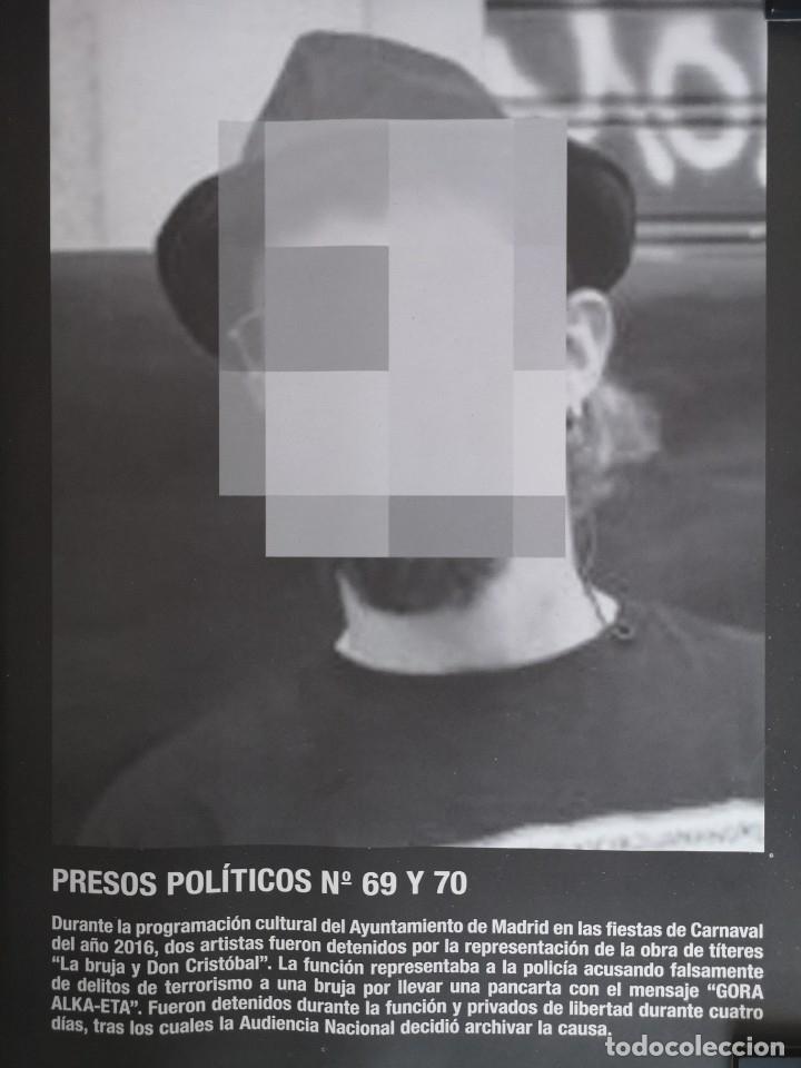 Varios objetos de Arte: Presos políticos, Santiago Sierra, ARCO 2018 - Foto 5 - 179069053