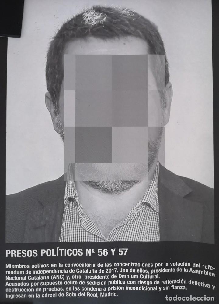 Varios objetos de Arte: Presos políticos, Santiago Sierra, ARCO 2018 - Foto 6 - 179069053