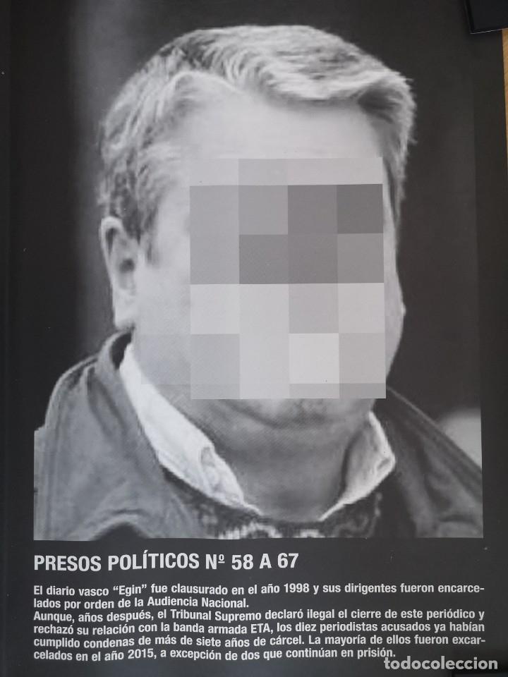 Varios objetos de Arte: Presos políticos, Santiago Sierra, ARCO 2018 - Foto 7 - 179069053