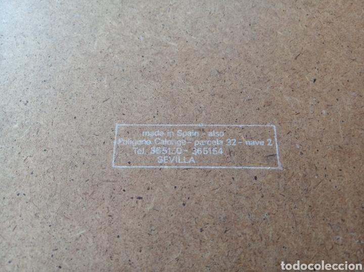 Varios objetos de Arte: Cuadro cristal Málaga Virgen - Foto 10 - 179380028