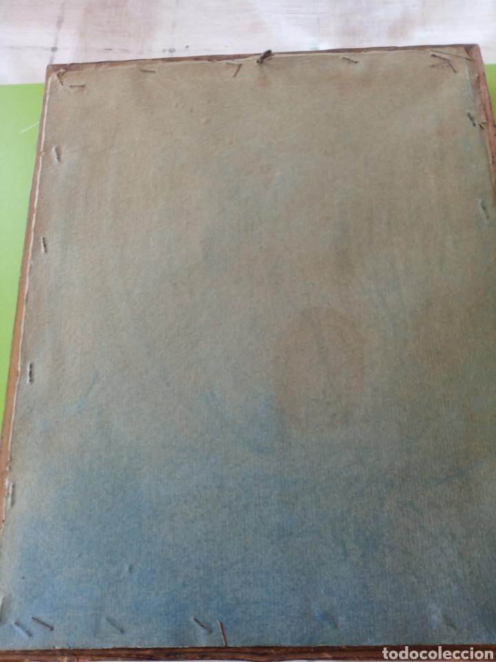 Varios objetos de Arte: Cuadro de latón caza - Foto 7 - 179380791