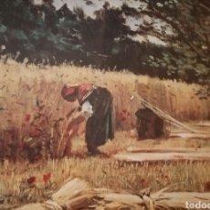 Varios objetos de Arte: CUADRO ENMARCADO. Lote 180034547