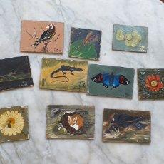 Varios objetos de Arte: PINTURAS. Lote 180100198